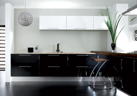Лучшие дизайны кухни студии