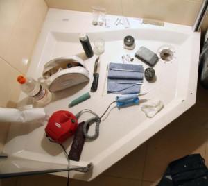 Набор для ремонта акриловых ванн