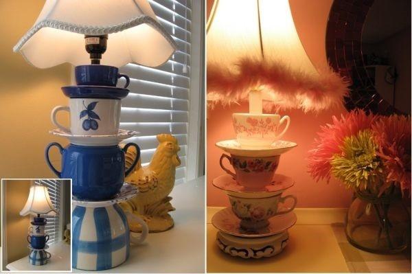 Настольная лампа для кухни