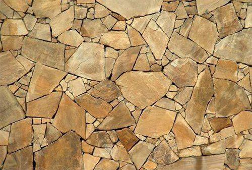 Недорогой и относительно легкий натуральный камень