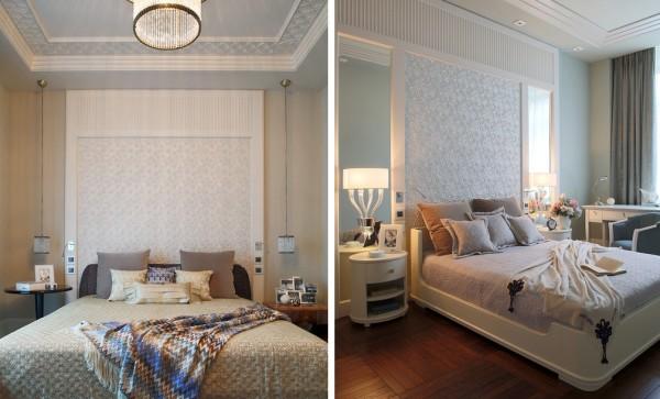 Общий вид спальни