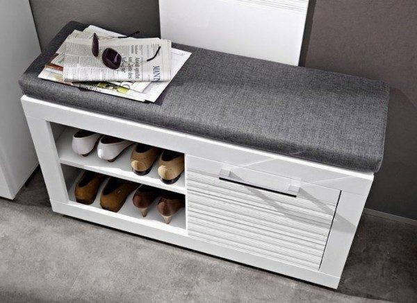 Обувь с собственным местом для хранения прослужит гораздо дольше