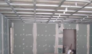 Шпаклёвка стен из гипсокартона под обои своими