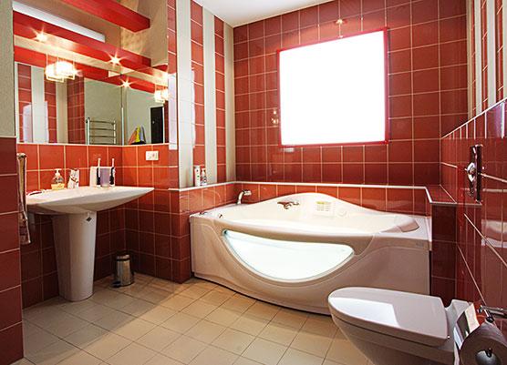 Отделка ванных комнат фото своими руками