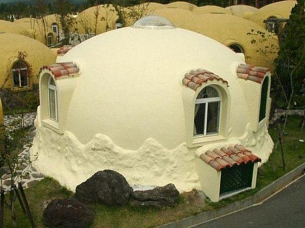 Пенополистирольные домики отличаются высокими теплоизоляционными свойствами