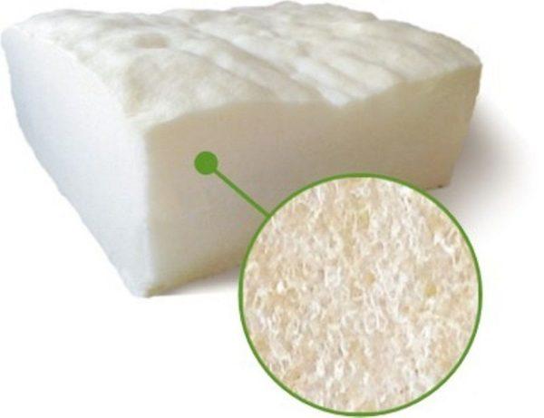 Пенополиуретан имеет ячеистую структуру, заполненную газом