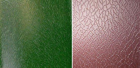 Пластизол имеет своеобразную текстуру