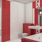 Плитка в ванной: дизайн и интерьер своими руками