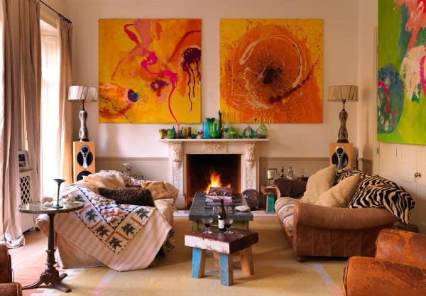 Подбор цвета зависит от площади помещения, его назначения, стиля, освещенности и личных предпочтений