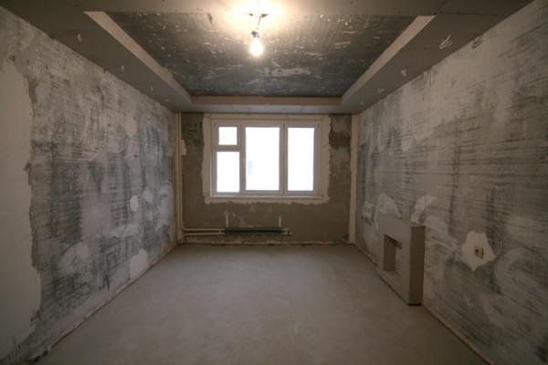 Подготовка стен к косметическому ремонту