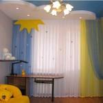 Пример оформления детской комнаты