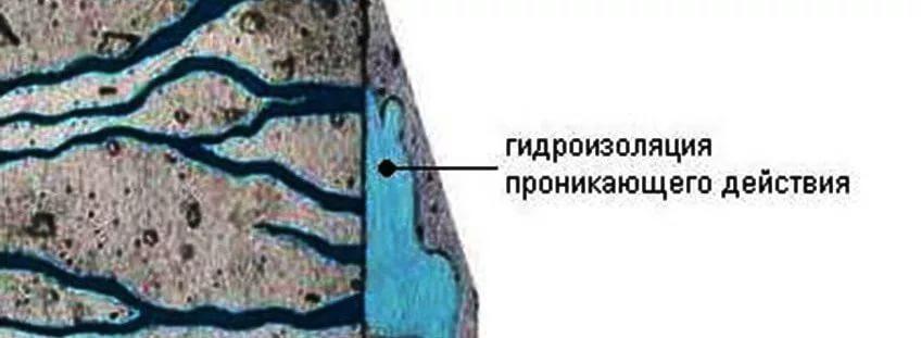 проникающая гидроизоляция какую выбрать вакансии резюме Краснокамске
