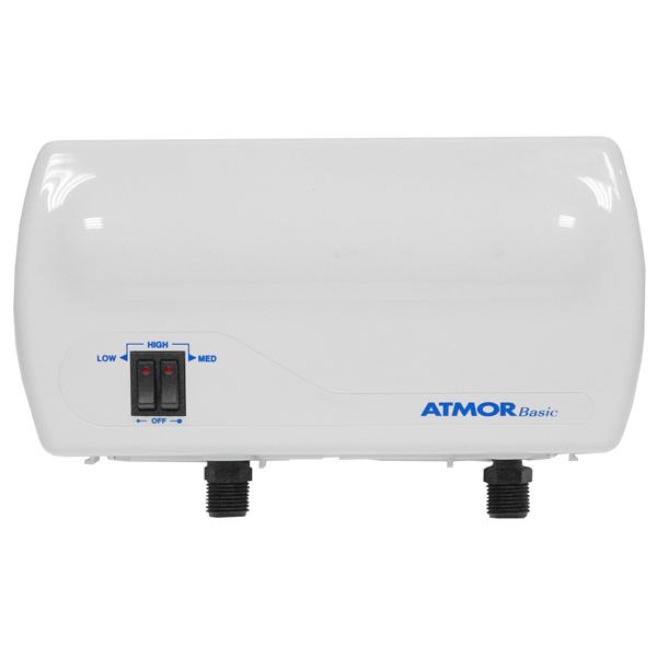 Проточный водонагреватель обладает меньшими размерами и большей мощностью, что даёт свои плюсы и минусы