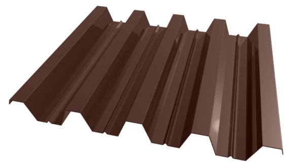 PVDF — самое надежное полимерное покрытие