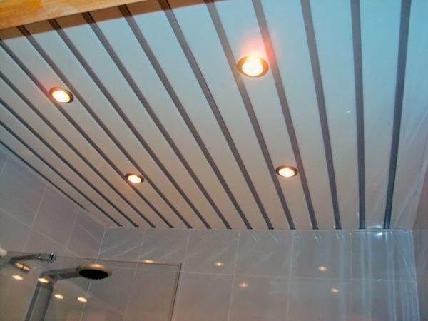 Реечный потолок мог бы стать лидером, если бы не высокая цена