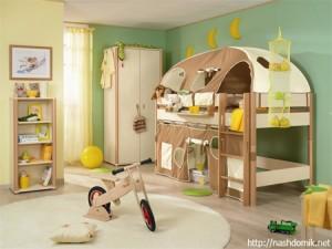 Ремонт детской в хрущевке