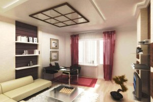 Комнаты 18 кв м обновляем интерьер