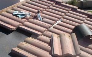 Ремонт крыши дачного дома