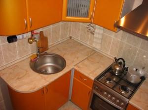 Дизайн маленькой кухни 6кв