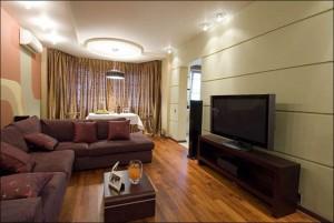 Перепланировка трехкомнатной квартиры в доме серии 121
