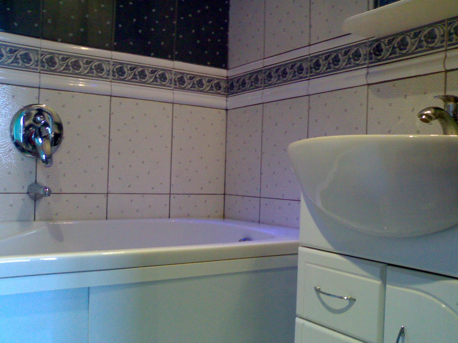 Самый бюджетный ремонт в ванной