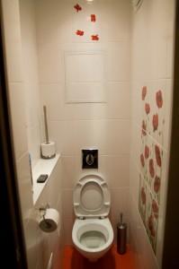 Туалет дизайн своими руками