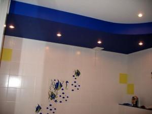 Ремонт в деревянном доме в ванной
