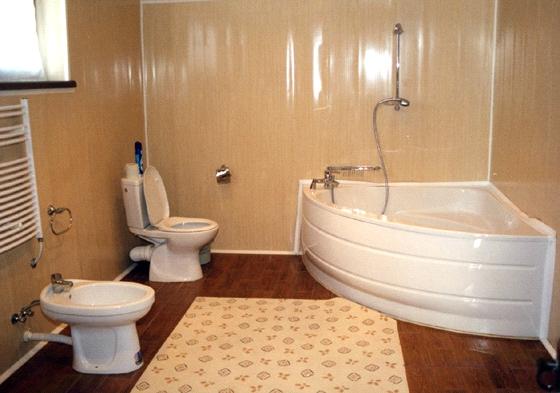 Отделка ванной комнаты пвх своими руками