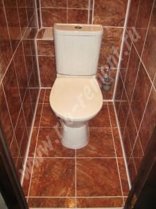 С чего начать ремонт туалета