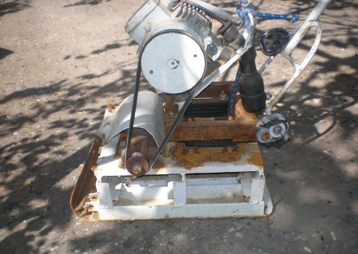 Виброплита электрическая своими руками фото 935