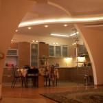 школа ремонта кухня гостиная