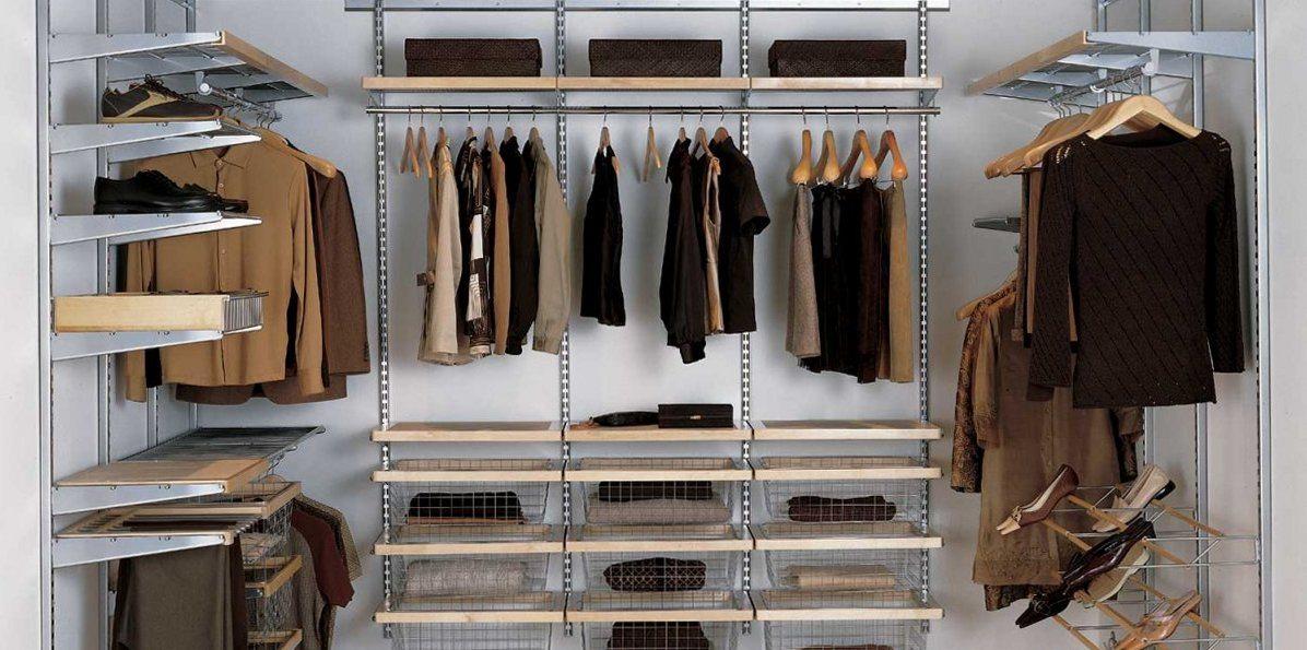 Система хранения одежды своими руками