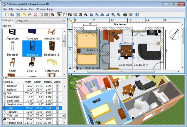 Создать дизайн комнаты