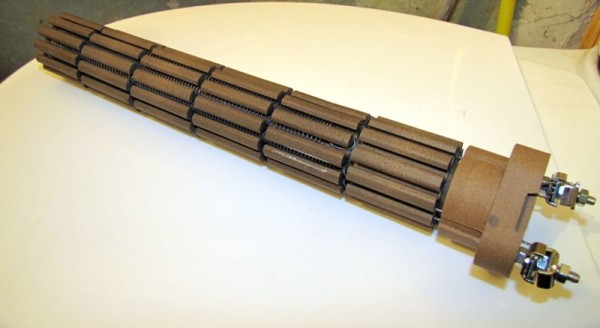Сухой ТЭН увеличивает стоимость всего бойлера, но зато не собирает на своих стенках накипь