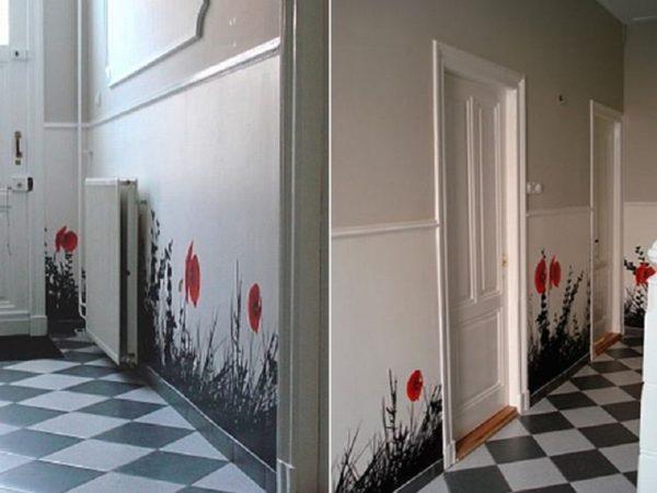 Сюжет, объединяющий все комнаты в одну композицию