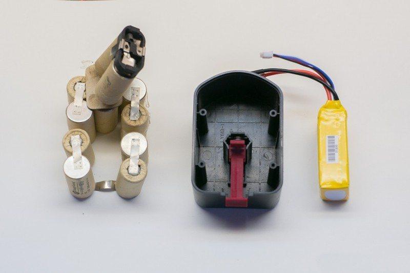 Литиевый аккумулятор для шуруповерта