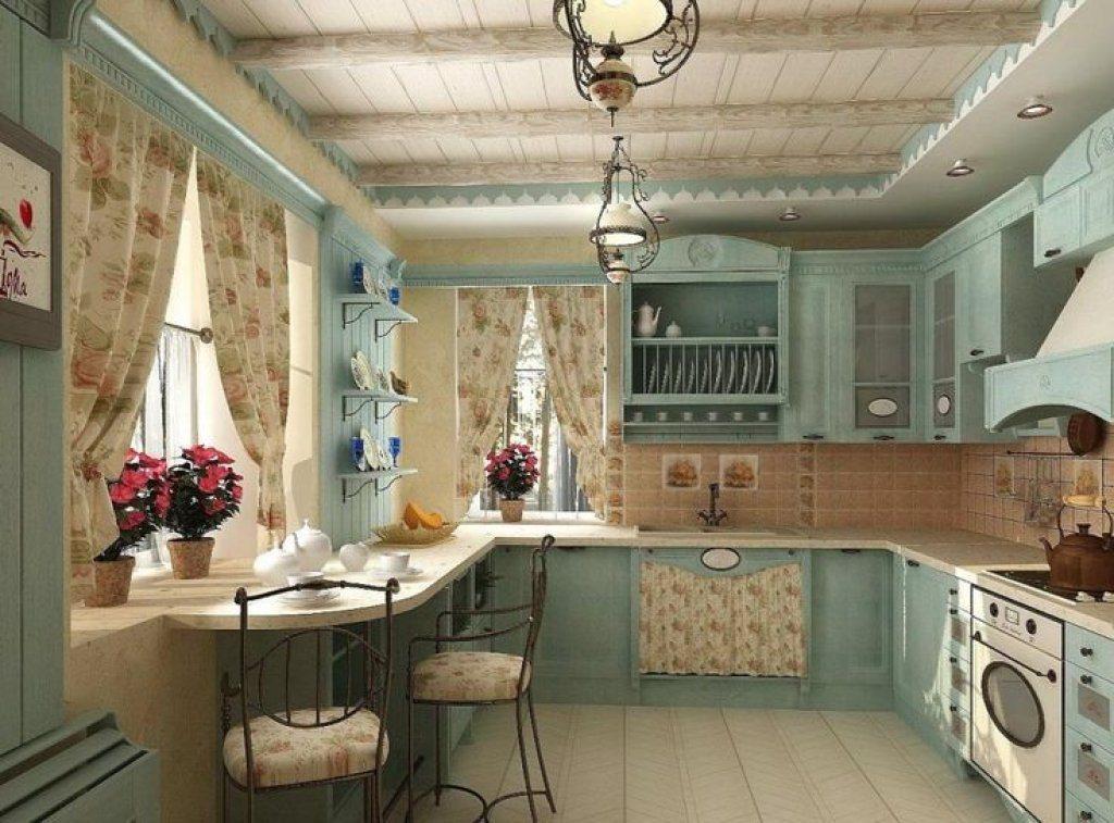 Стиль кухни фото интерьера