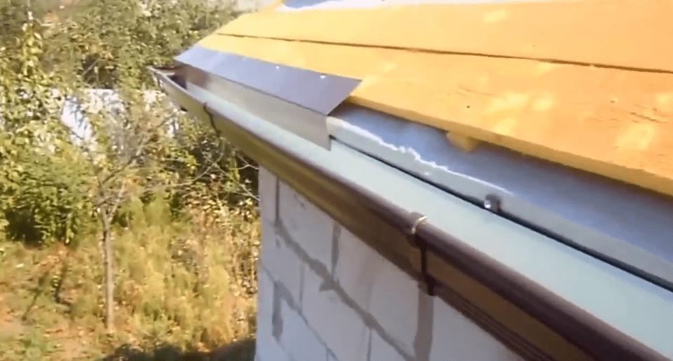 Крыть крышу своими руками правильно видео фото 508