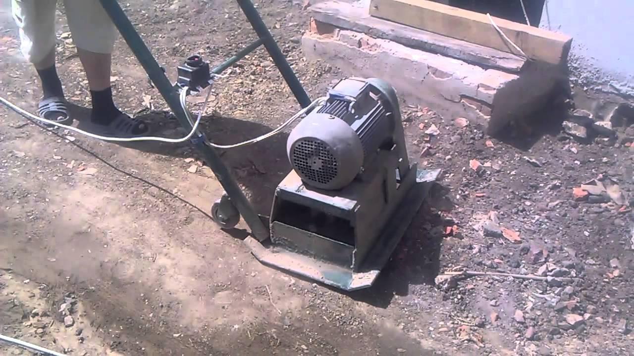 Виброплита электрическая своими руками фото 493