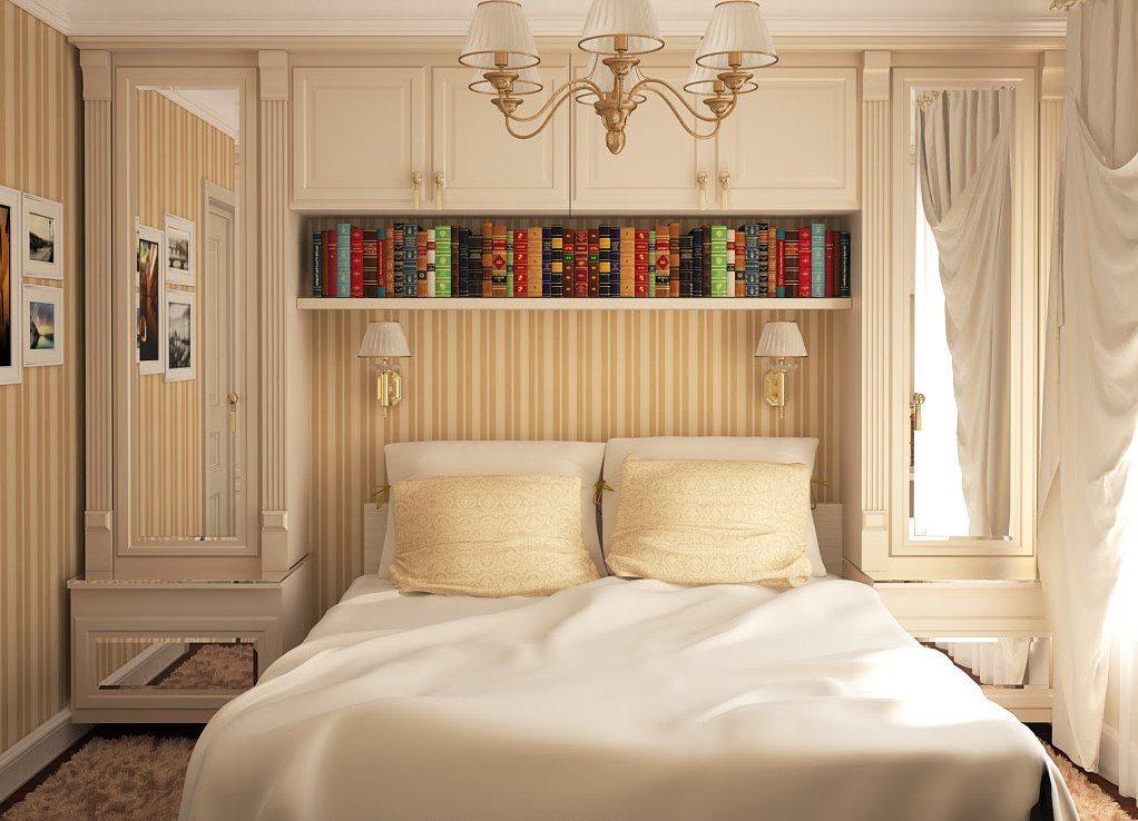 Фото дизайна интерьера спальни
