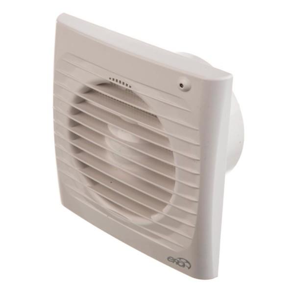 Вот такой вытяжной вентилятор хорошо помогает при появлении неприятного запаха