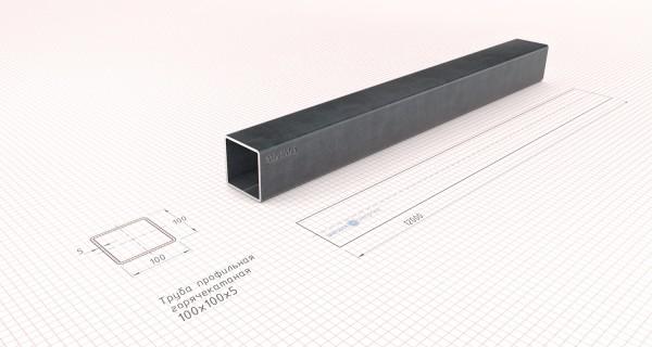 Выбирайте трубу с толщиной стенок не менее 5 мм, варианты на 3 или 4 мм не очень надежны