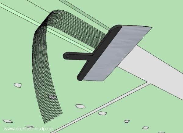 Заделываем стыки листов гипсокартона