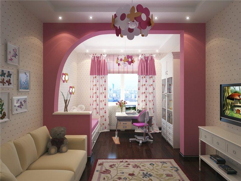 Дизайн однокомнатной квартиры - идеи интерьера однушки