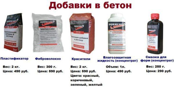 Здесь приведены примерные цены, поэтому в разных местах они могут значительно отличаться.