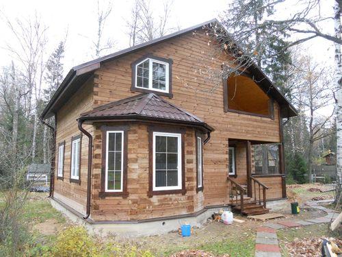 А если речь идет о частном доме, то эркер замечательно украшает его фасад