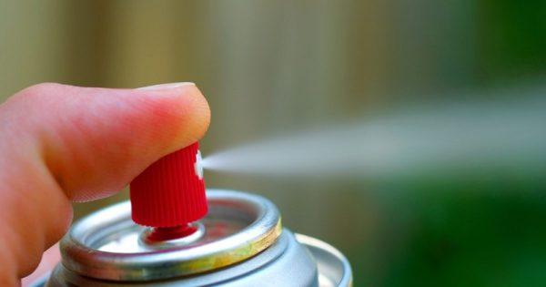 Аэрозольные краски более «неаккуратны»