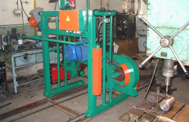 «Алтай-1000» в производственном цеху