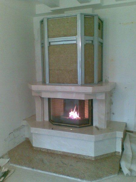 Базальтовую вату можно безбоязненно применять для изоляции каминов и иных пожароопасных объектов