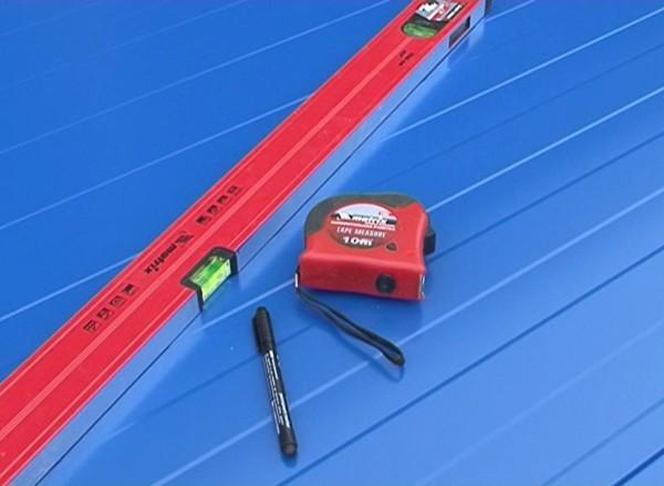Без измерительного инструмента не обойтись